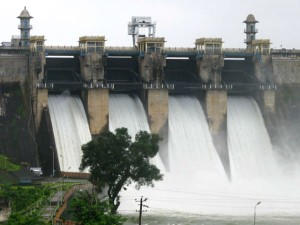Release Cauvery Water From Karnataka Dams Stopped
