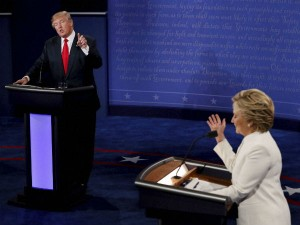 Hillary Wins Trump The Third Debate Too