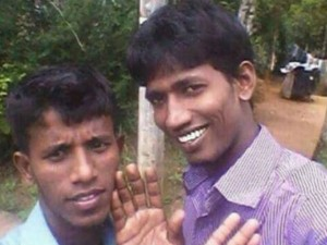 Jaffna Students Protest Killing Two Tamil Students