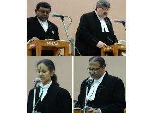 New Chennai High Court Judges Sworn In