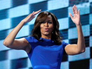 Trump Is Dangerous Us Says Michelle Obama