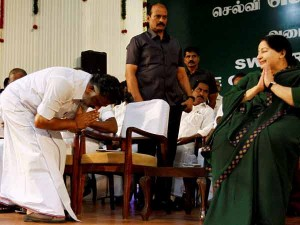 O Panneerselvam Gets The Departments Cm Jayalalitha