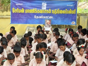 Kalam Birth Day Celebrated Devakottai