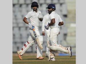 Swapnil Gugale Ankit Bawne Set Ranji Trophy Record 594 Partnership