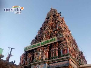 Puratasi Sani Uppiliappan Venkatachalapathy Temple