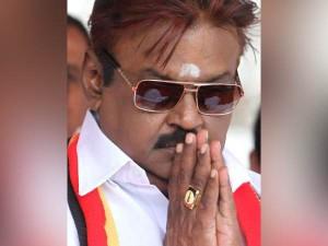 Vijayakanth Follow Namaku Naamea Formula