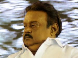Vijayakanth On Jayalalithaa S Health