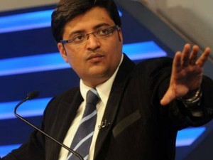 Arnab Goswami Who Get Y Category Security Cover