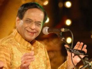 Cinema Legends Pays Tribute Carnatic Musician Balamuralikrishna