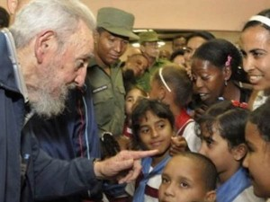 Fidel Castro Offered Free Health Education Equal Opportunity