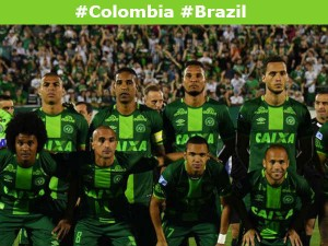 Airplane Carrying Brazilian Pro Football Players Crashes Colombia