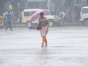 Rain Fall Chennai