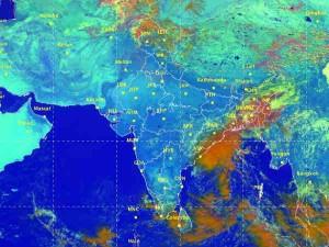 Chennai Rain Depression Over Met Department Forecasts