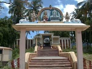 Guru Temple Sadasiva Murthy Temple Puliyarai