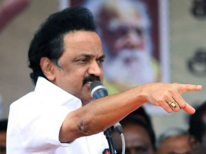 Mk Stalin Questions Why Admk Govt Took U Turn Vital Issues