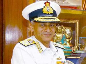 Indian Navy Chief Sri Lanka Boost Maritime Security Ties