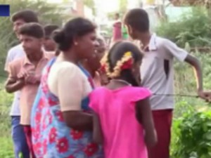 Theni 8 Month Old Infant Body Recovered
