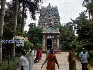 Thiruvanaikaval Goddess Akilandeshwari Temple