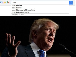 Donald Trump Beats Hillary Clinton Google Searches Ahead Us Election