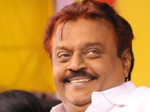 Vijayakanth Thanks People Voting Dmdk