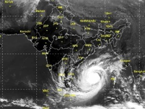 Vardha Cyclone Form Strong The Bay Bengal Passed
