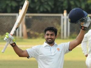 Chennai Test India Scores Well Karun Nair Scores Century