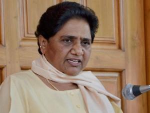 Mayawati Slams Modi