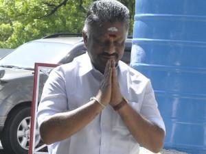Jayalalitha Health O Paneerselvam Special Pooja Tirupathi