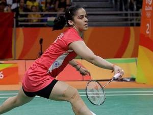 Saina Loses Macau Open Badminton Quarter Finals