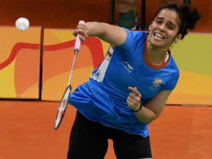 Saina Enters Macau Open Badminton Quarter Finals