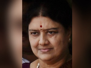 Paid Media Projects Sasikala As Admk Chief