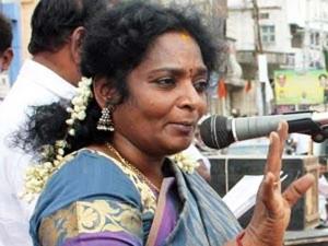 Tamilsai Slams Ramamohana Rao