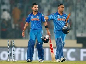 Sourav Ganguly Kohli Is The Reason Behind Dhoni S Step Down
