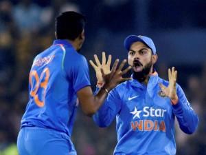 It Was Important Have The Belief Captain Kohli