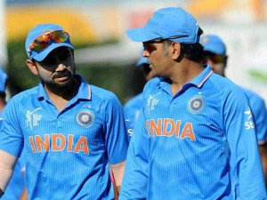 Ms Dhoni Can Now Play Freely Enjoy His Cricket Says New Captain Virat
