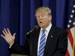 We Will Make America Great Again Says Us President Donald