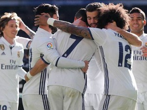 La Liga Game Week 17 Roundup Results