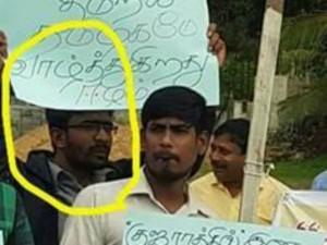 Accident Killed Pro Jallikattu Student Near Kilinochchi