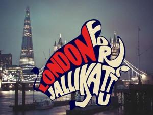 London Tamil Peoples Go On Protest Jallikattu