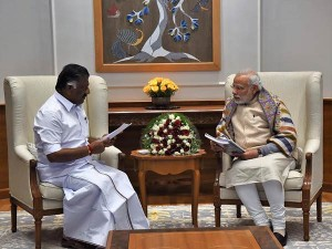 Modi Extents Support Tn Government Jallikattu Issue
