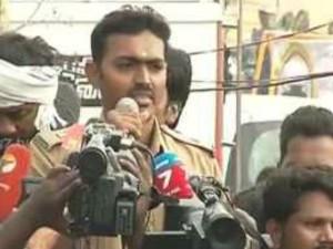 Constable Mayazhagu Is Not Suspended