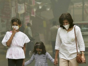 Million Deaths Every Year India Due Air Pollution