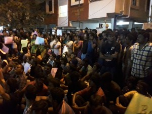 Allow Conduct Jallikattu Students Demand Cm Ops