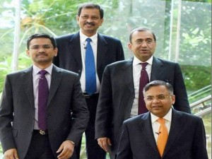 Rajesh Gopinathan Appointed Tcs Ceo