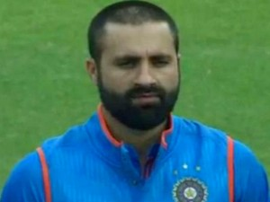 Parvez Rasool A Controversy Allegedly Disrespecting The National Anthem