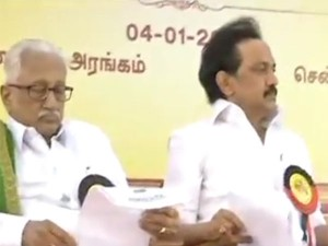 M K Stalin Will Be Continue As Dmk Treasurer