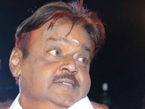 Vijayakanth On 144 Sec Impose On Marina