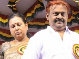 Dmdk Leader Vijayakanth Condemned On Admk Dmk Partie S