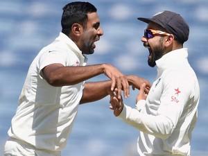 Pune Test Australia Won The Toss Decided Bat First