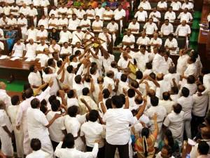 Tamilnadu Governor Send Reports President India